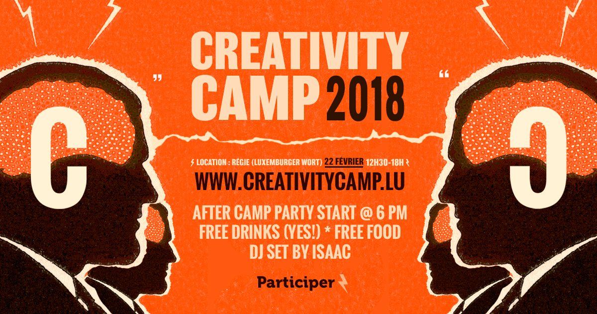 Creativity Camp 2018